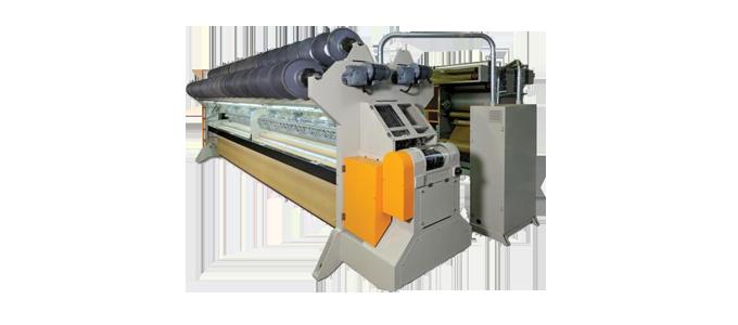 SR-RF serie Raschel Knitting Machine